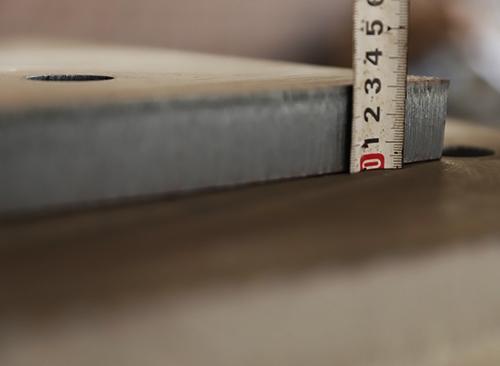 激光切割板材